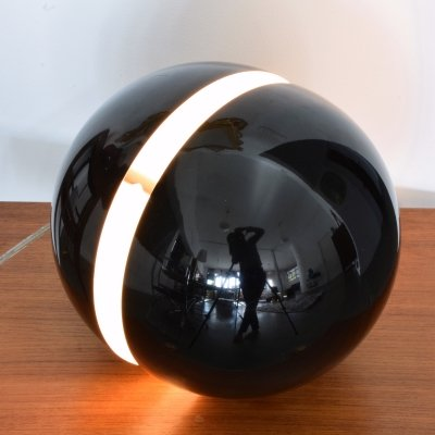 20th Century Globe Table Lamp by Andrea Modica for Lumess, 1980's
