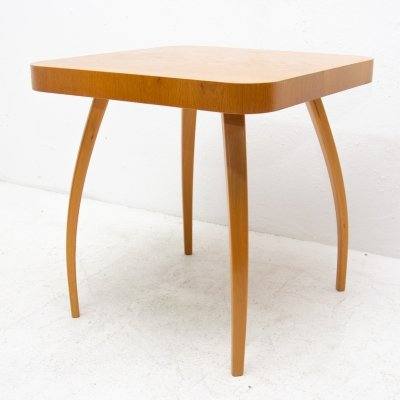H-259 coffee table by Jindřich Halabala for UP Závody, 1950s