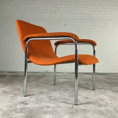 Rare Thonet Lounge Chair, Germany 1980s