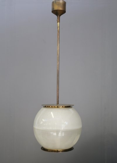 LP 8 Ceiling lamp by Ignazio Gardella for Azucena, 1955