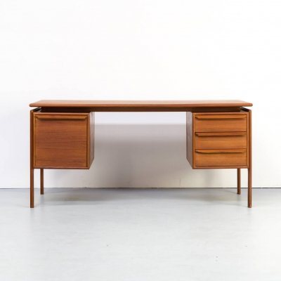 GV Gasvig writing desk for GV Mobler, 1960s