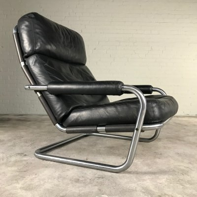 Lounge Chair Oberman by Jan des Bouvrie for Gelderland, Dutch Design 1960s