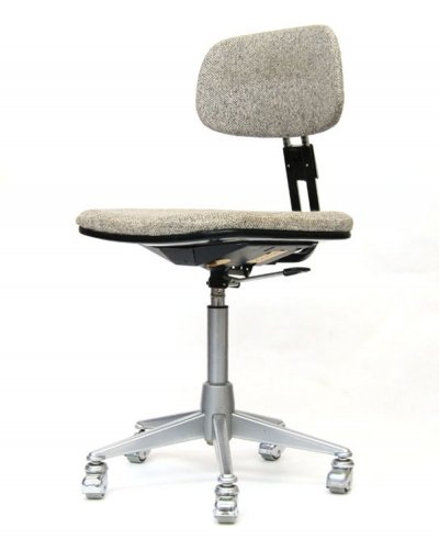 Adjustable desk chair by Friso Kramer for Ahrend de Cirkel