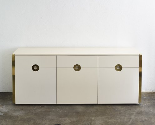 Alveo Sideboard by Willy Rizzo for Mario Sabot, 1970