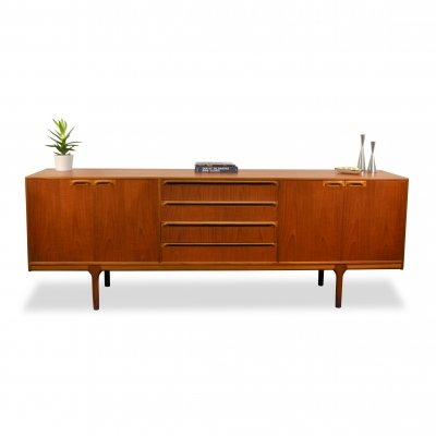Vintage McIntosh Ltd. Teak sideboard