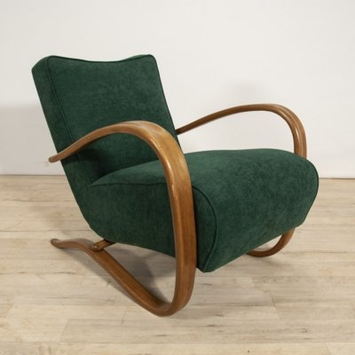 H-269 Armchair by Jindřich Halabala for UP Závody, 1930s