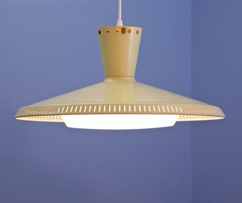 Dutch hanging lamp NB92 by Louis Kalff for Philips, 1950s