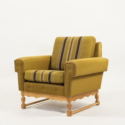 Vintage Danish armchair by Svend Skipper, 1960s