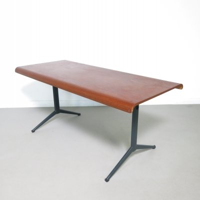 Friso Kramer 'Euroika' teak coffee table, 1963
