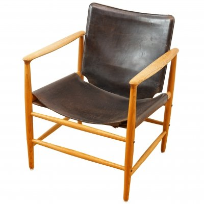 Safari Chair by Kai Lyngfeldt Larsen for Bovirke