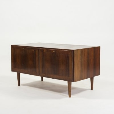 1970's Kai Winding chest of drawers in rosewood