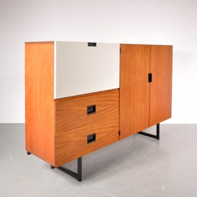Japanese Series Cabinet by Cees Braakman for Pastoe, Netherlands 1960s