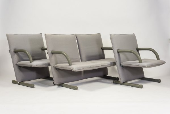 'T-Line' seating group by Burkhard Vogtherr for Arflex