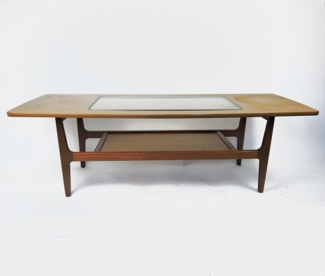 Mid-Century Formica Coffee Table by Schreiber, 1970s