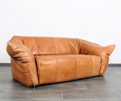 Bullskin leather Andes 2-seater-sofa by Gerard van den Berg for Montis