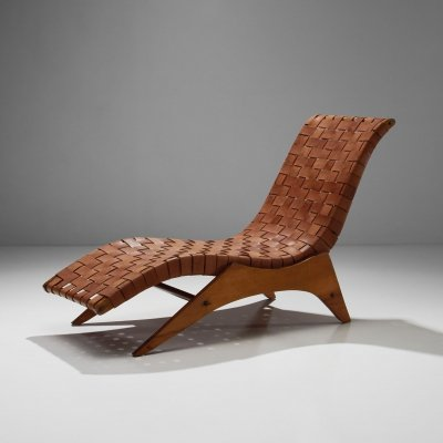 Lounge Chair by José Zanine Caldas, Brazil 1950s