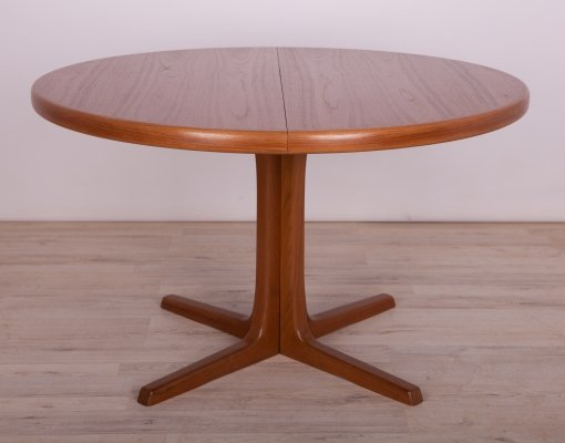 Mid-Century Teak Dining Table by Oluf Th. Larsen, 1960s