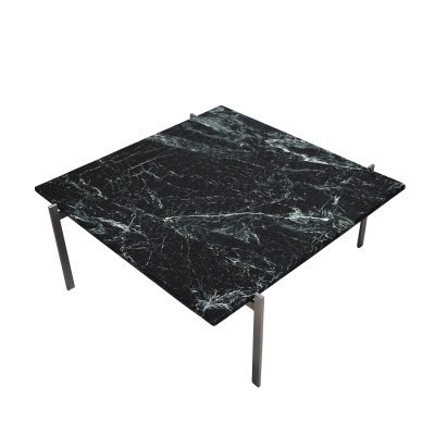 Poul Kjaerholm PK61 marble coffee table for Fritz Hansen, Denmark 1956