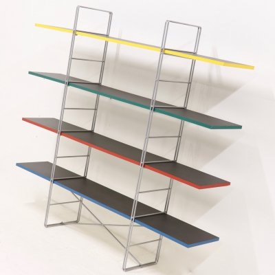 Free Standing Shelving Unit by Niels Gammelgaard for IKEA, 1980s