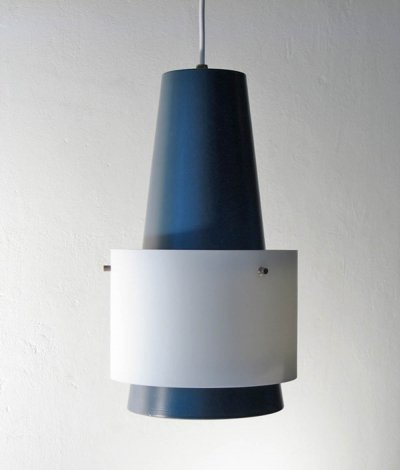 Vintage pendant lamp by Louis Kalff for Philips, 1950s
