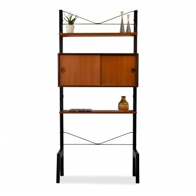 Vintage Danish design Poul Cadovius wall-unit