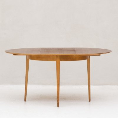 TB35 dining table by Cees Braakman for Pastoe, Dutch design 1960