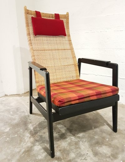 Armchair by P.J. Muntendam for gebr. Jonkers, 1960s