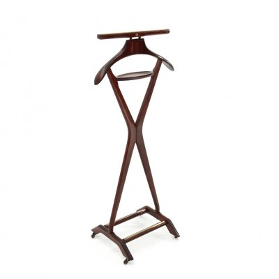 Midcentury modern valet stand by Ico Parisi for Reguitti, 1950s
