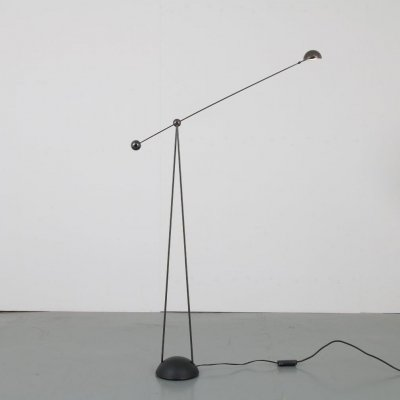 'Yuki' floor lamp by Paolo Piva for Stephano Cevoli, Italy 1980s
