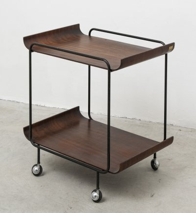 Midcentury Serving Trolley by Creazioni Stilcasa