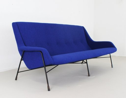 Rare S12 sofa by Alfred Hendrickx for Belform