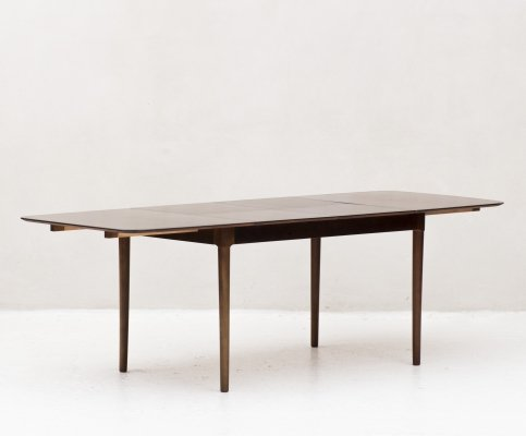 German design Extendable dining table by Lübke, 1960's