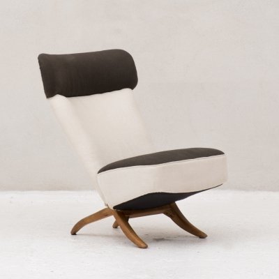 Congo chair by Theo Ruth for Artifort, Dutch design 1952