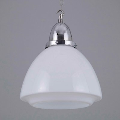 1930s elegant German pendant lights