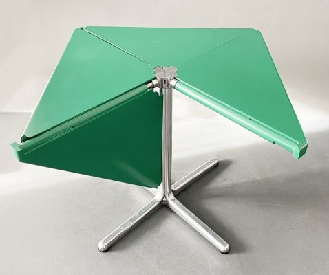 Plana Folding Table by Giancarlo Piretti for Castelli, 1970s