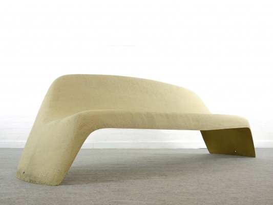 Garden Bench by Walter Papst for Wilkhahn, Germany 1960s