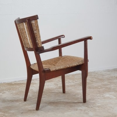 Important chair by Mart Stam (1899-1989) for 'Goed Wonen'