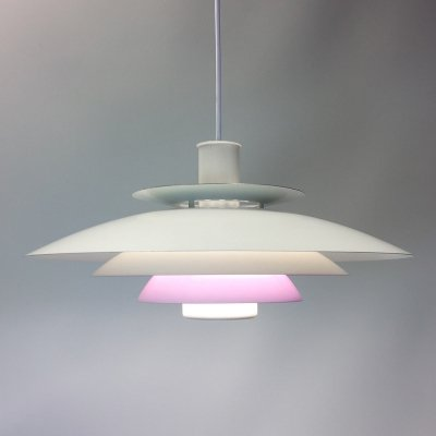 Danish hanging lamp by Form Light, 1970s