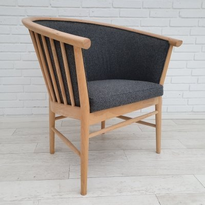 Danish design armchair, 1980s