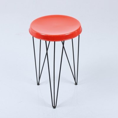 Stool by Tjerk Reijenga for Pilastro, 1950s