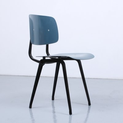 Revolt dining chair by Friso Kramer for Ahrend de Cirkel, 1950s