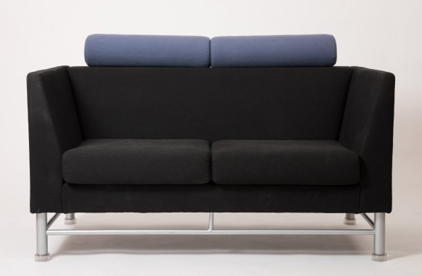 'Eastside' Sofa by Ettore Sottsass for Knoll Inc. / Knoll International, 1983