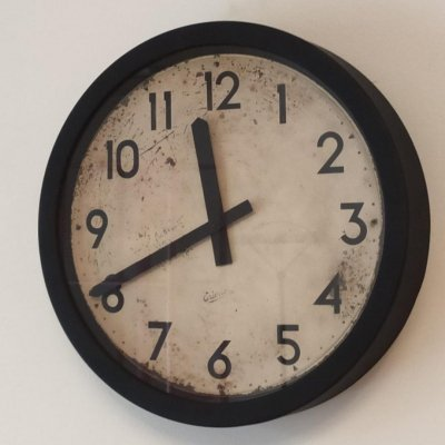 Vintage Wall Clock from Ericsson, 1920s