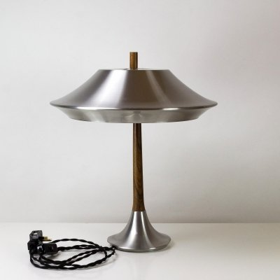 Ambassador Table Light by Jo Hammerborg for Fog & Mørup, Denmark 1960s
