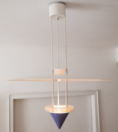 Ceiling Lamp by Olle Andersson for Boréns, 1980s