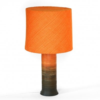 Table lamp by Henrik Blomquist for AB Stilarmatur, Sweden 1960s