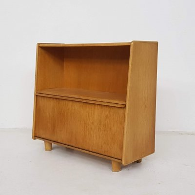 BE05 birchwood cabinet by Cees Braakman for Pastoe