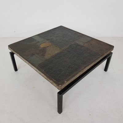 Early model coffee table by Paul Kingma, 1963