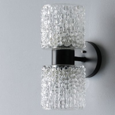 Wall light model C-1606 by J W Bosman for Raak Amsterdam, 1965