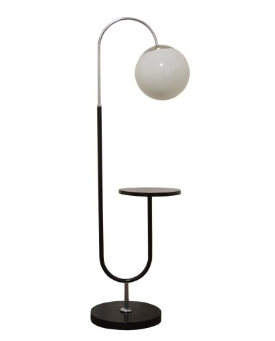 Art Deco Floor Lamp by Jindřich Halabala, 1930's